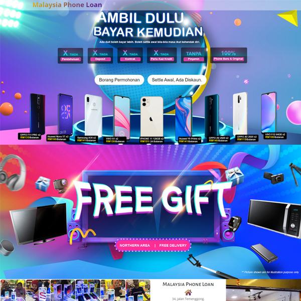 malaysia phone loan